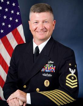 Fleet Master Chief (SS/SW) West.