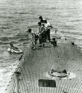 LTjg George Bush once again proves there are more planes in the ocean than submarines in the sky