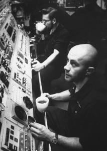 Crewmen aboard the George Washington discover what really makes the reactor go.